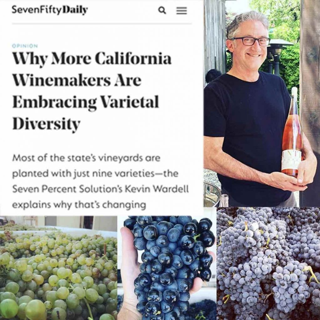 article on varietal diversity