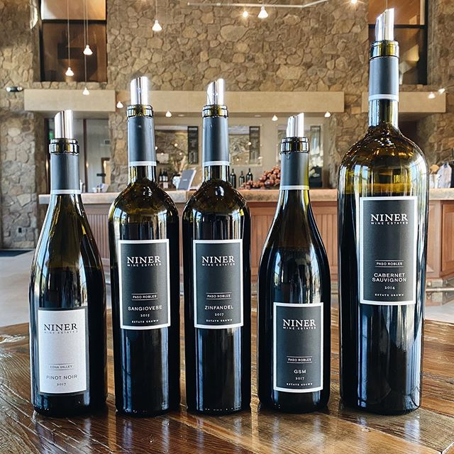 Niner Paso Robles Wines